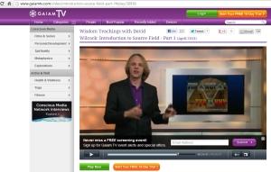 David Wilcock heti tévé műsor a GaiaM TV-n - Exopolitika Magyarország