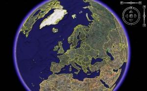 Zoomolj le az űrből oda, ahol élsz, mintegy mutatva az utat hozzád.