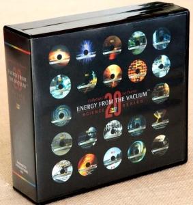 Több, mint 34 DVD az Ingyen Energiáról - EnergyFromTheVacuum.com
