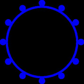 Androméda Tanács hivatalos jelképe a Földiek számára