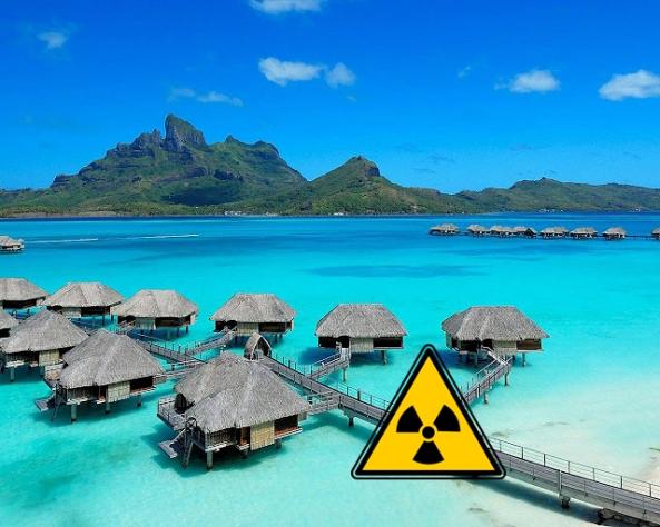 Bora Bora vize már most radioaktív. Vajon van olyan ember, akinek pénzügyileg érdekében áll, hogy ne beszéljen erről? (kattintásra nagyítható)