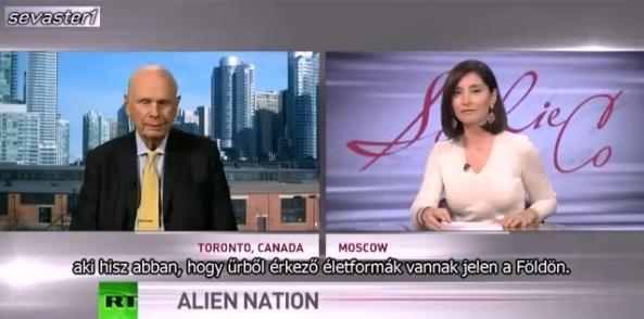 Paul Hellyer kanadai védelmi miniszter az UFO-król magyarul