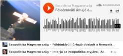 Hangos cikkek és interjúk - SoundCloud.com/exopolitika