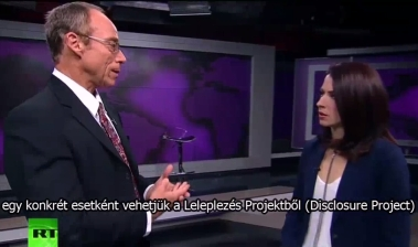 Steven Greer magyarul az orosz RT-n (11)
