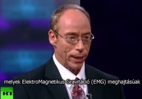 Steven Greer magyarul az orosz RT-n (6)