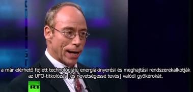 Steven Greer magyarul az orosz RT-n (9)
