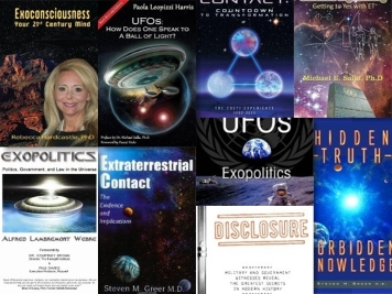 Exopolitics Books