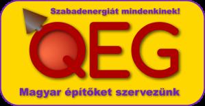 QEG ingyen szabad energia magyar összeszerelés