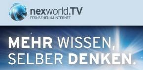 NexWorld TV - német nyelvű alternatív feltáró és tudatnövelő filmek
