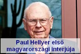 Paul Hellyer első magyarországi interjúja