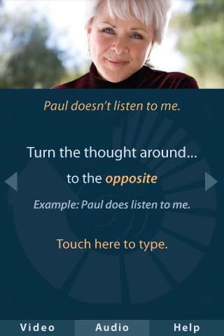 The Work App - Byron Katie