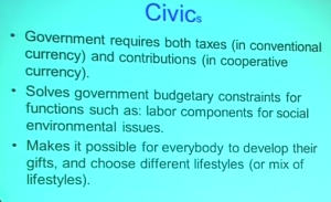 CiviCs (Civilian Currencies)