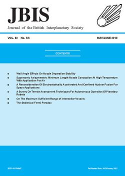 Journal of the British Interplanetary Society