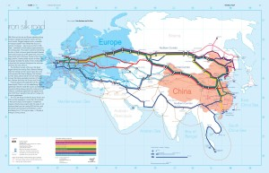 Chinese iron_silk_road