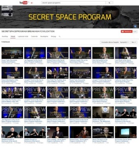 secret space programs and breakaway civilizations