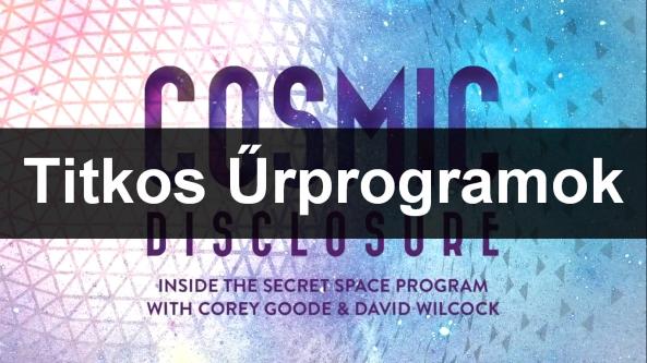 Titkos Űrprogramok