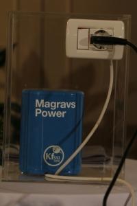 Keshe Alapítvány ingyen energia készülék - magrav power system