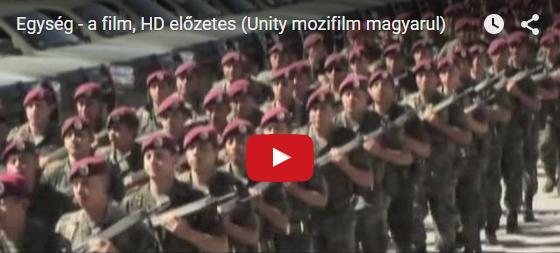 Unity - egység című film magyar trailer