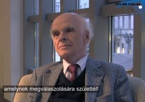 Az Új Generációk Küldetése - prof. László Ervin