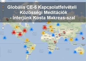 Globális CE-5 Kapcsolatfelvételi Közösségi Meditációk