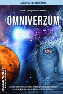 Alfred Webre - Az Omniverzum könyv magyarul
