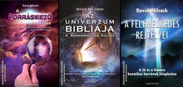 David Wilcock Mindhárom Könyve Magyarul