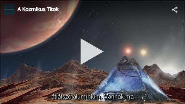 Kozmikus Titok film