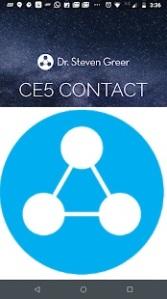 Steven Greer - CE5 Contact App