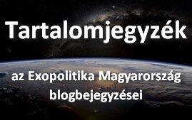 Exopolitika Magyarország Tartalomjegyzéke